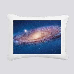 ANDROMEDA Rectangular Canvas Pillow